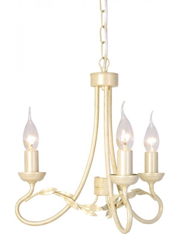 Czarujący żyrandol trójramienny Olivia 3lt - Elstead Lighting