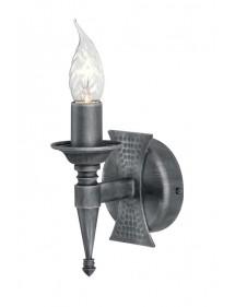 Nietuzinkowy pojedynczy kinkiet Saxon 1lt - Elstead Lighting