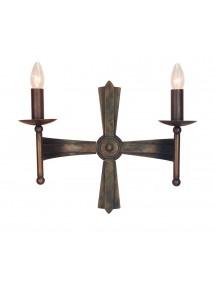Wytworny domowy kinkiet Cromwell - Elstead Lighting
