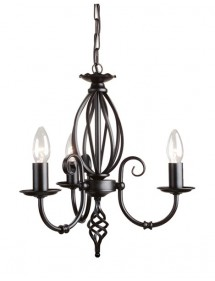 Potrójny żyrandol klasyczny Artisan 3lt - Elstead Lighting