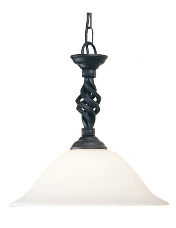 Klasyczna oprawa sufitowa Pembroke - Elstead Lighting