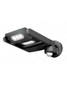 Nowoczesny reflektor zewnętrzny Ledspot 6 PIR - Lutec