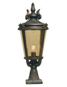 Markowy słupek do ogrodu Baltimore 3L - Elstead Lighting
