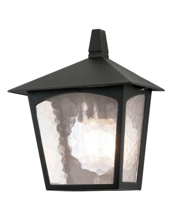 Imponujący zewnętrzny kinkiet York 15 - Elstead Lighting