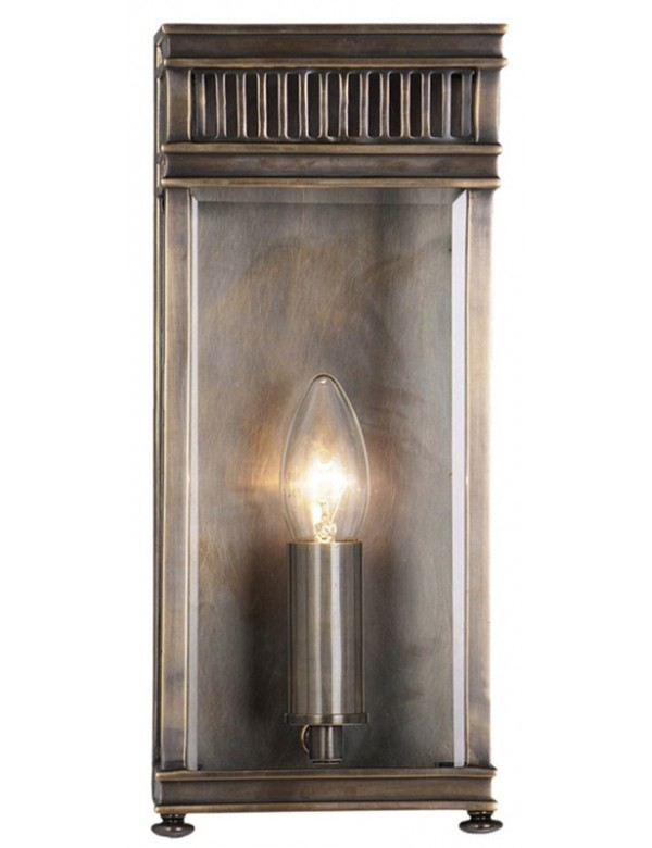 Markowy zewnętrzny kinkiet Holborn 7S - Elstead Lighting