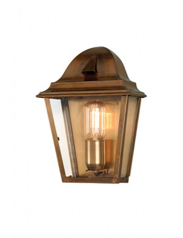 Nietuzinkowy ogrodowy kinkiet St. James - Elstead Lighting