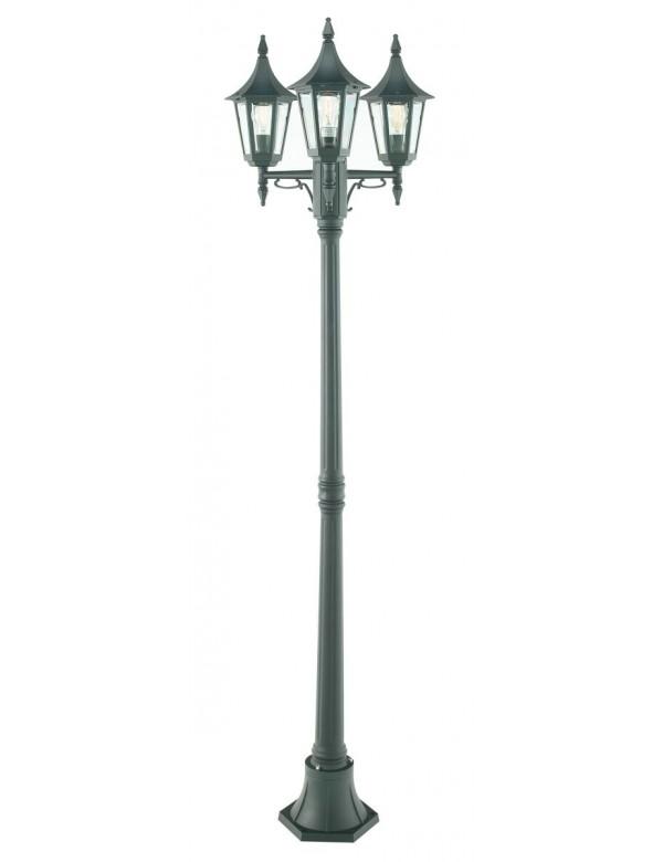 Trójpunktowa latarnia do ogrodu Rimini 3 - Norlys