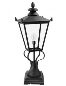 Urzekający słupek ogrodowy Wilmslow - Elstead Lighting