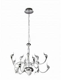 Wysokiej klasy lampa wisząca SNAKE 2 - Azzardo