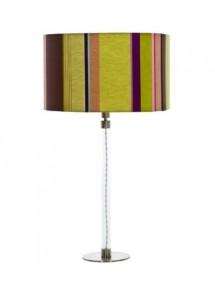 Szykowna lampa na stoliczek nocny Flow TL - Harlequin