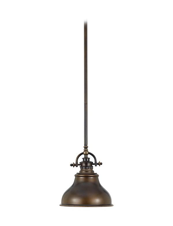Lampa wisząca - EMERY/P/S - Quoizel