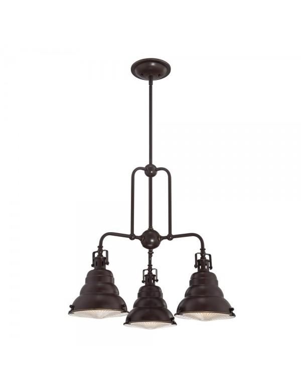 Lampa wisząca - EASTVALE3 - Quoizel