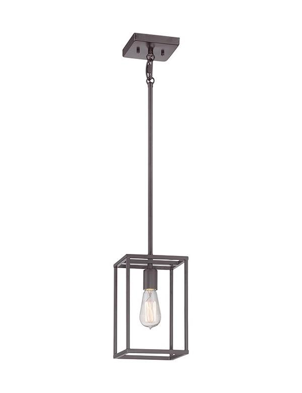 Lampa wisząca - NEWHARBOR/P - Quoizel