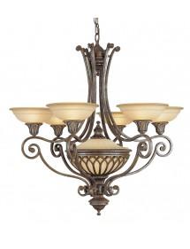 Lampa wisząca - STIRLING CASTLE 6 - Feiss
