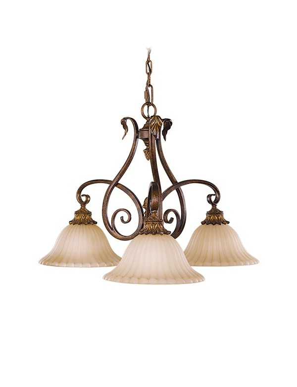 Lampa wisząca - SONOMA VALLEY 3 - Feiss