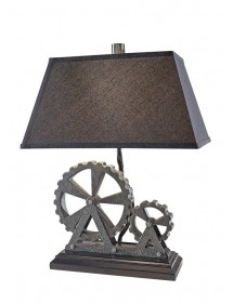 Lampa stołowa - OLD INDUSTRIAL - Feiss