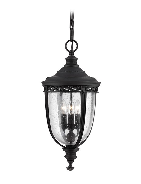 Lampa wisząca - ENGLISH BRIDLE - Feiss