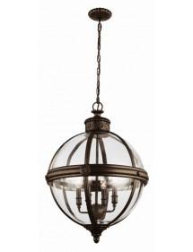 Lampa wisząca - ADAMS 4 - Feiss