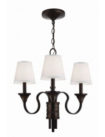 Lampa wisząca - ARBOR CREEK 3 - Feiss