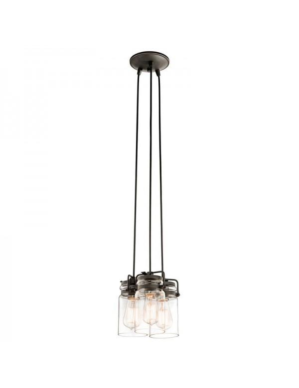 Lampa wisząca - BRINLEY 3 - Kichler