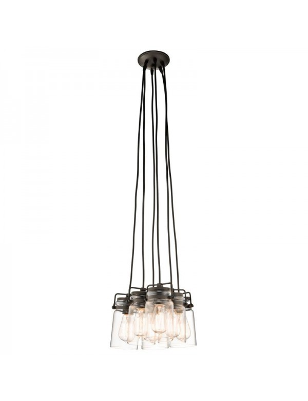 Lampa wisząca - BRINLEY 6 - Kichler