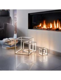 Ozdobna lampa podłogowa DELUX M - Sompex