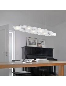 Plamy na suficie - lampa Sompex DREAM