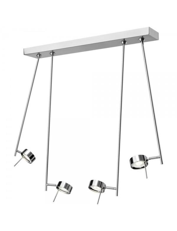 Modernistyczna lampa sufitowa BLING 4 - Sompex