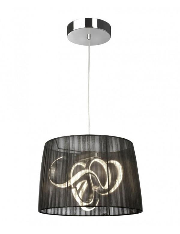 Lampa ORGANZA LED 38 wiszaca oprawa ekskluzywna - Sompex