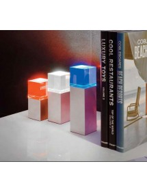 JORG 1 - lampka z pięcioma kolorowymi nakładkami - Sompex