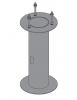 Kotwa do mocowania w ziemi K1231 - Norlys
