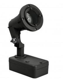 Sande 3  - zewnętrzny reflektor z regulacją kierunku świecenia - Norlys