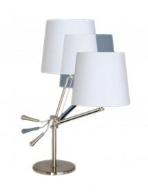 KNICK LS stołowa lampa z regulacją - niemieckie lampy Sompex