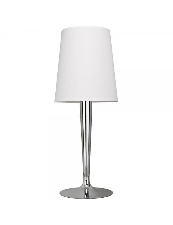 Wysoka, strzelista konstrukcja lampki stołowej PARIS Villeroy & Boch