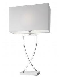 TOULOUSE LS1 - lampa stołowa ze skrzyżowaną podstawą - Villeroy & Boch