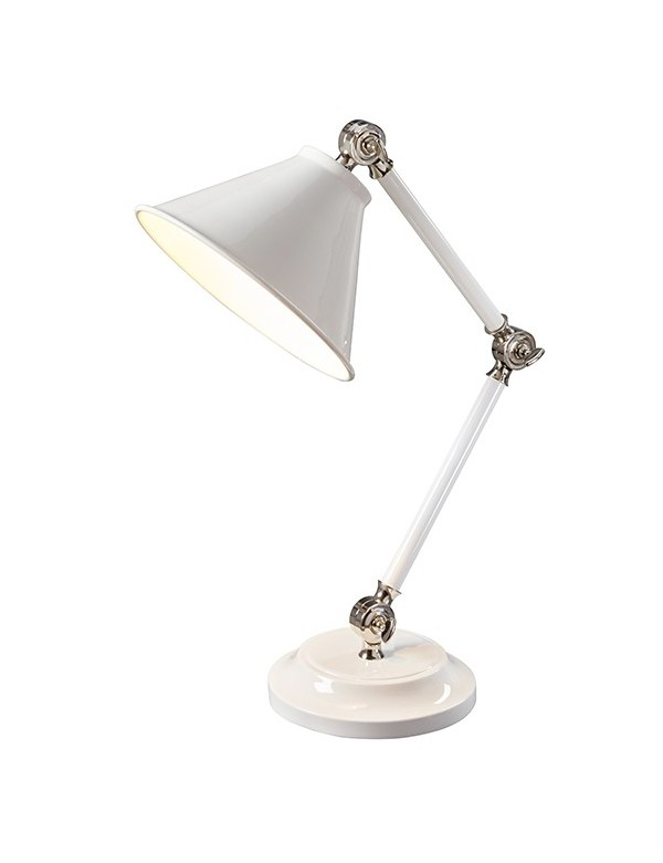 Mała ozdobna lampa na biurko PROVENCE ELEMENT - Elstead Lighting
