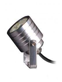 ELITE5 (12V) reflektor ogrodowy w kolorze aluminium Garden Zone - Elstead