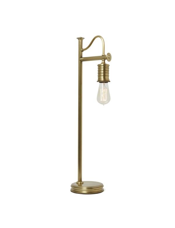 DOUILLE/TL lampa stołowa w surowym stylu - Elstead Lighting