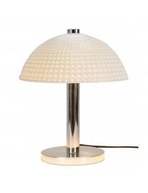 Lampa stołowa COSMO 3 klosze: gładki, prążkowany, ze wzorem - Original BTC