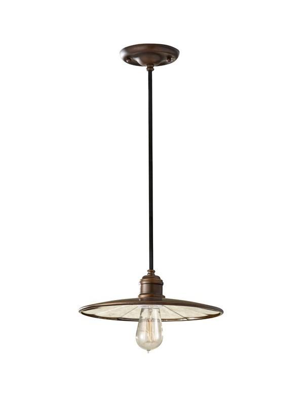Gustowna lampa wisząca Urban Renewal V - Feiss