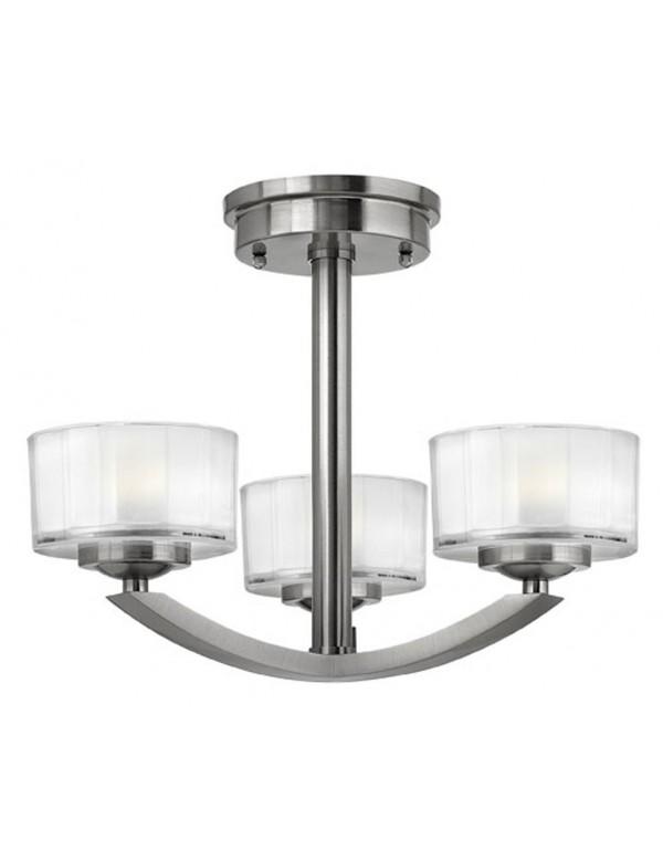 Wytworna wisząca lampa Meridian 3871 - Hinkley