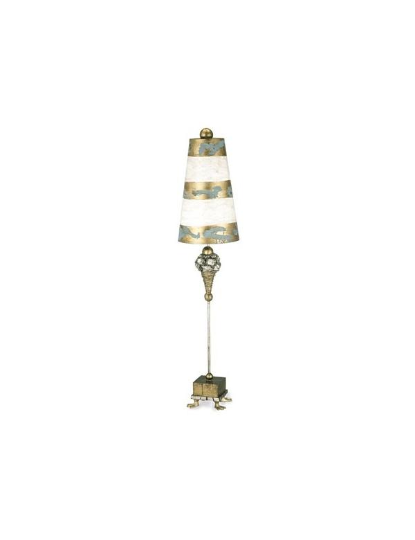 Lampa stołowa wysokiej klasy Pompadour Luxe - Flambeau