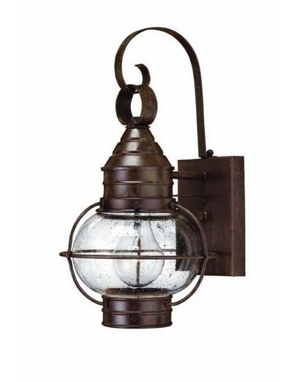 Kinkiet ogrodowy imitujący latarnię Cape Cod 2206 - Hinkley