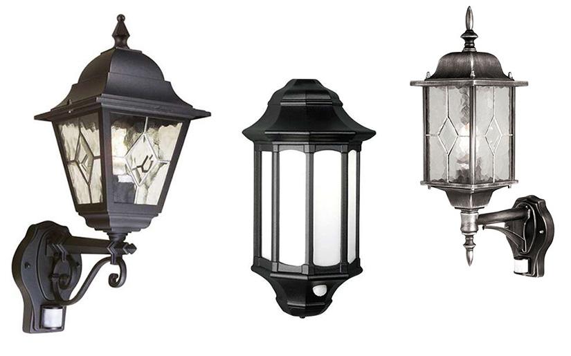 Lampy Ogrodowe Z Czujnikiem Ruchu I Zmierzchu