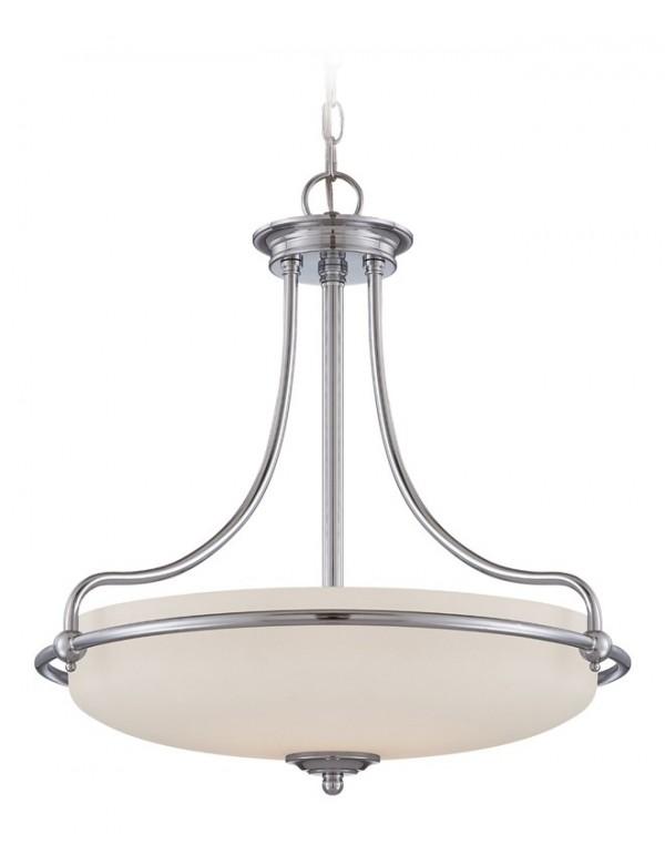 Lampa wisząca w dobrym guście Griffin 2821C - Quoizel