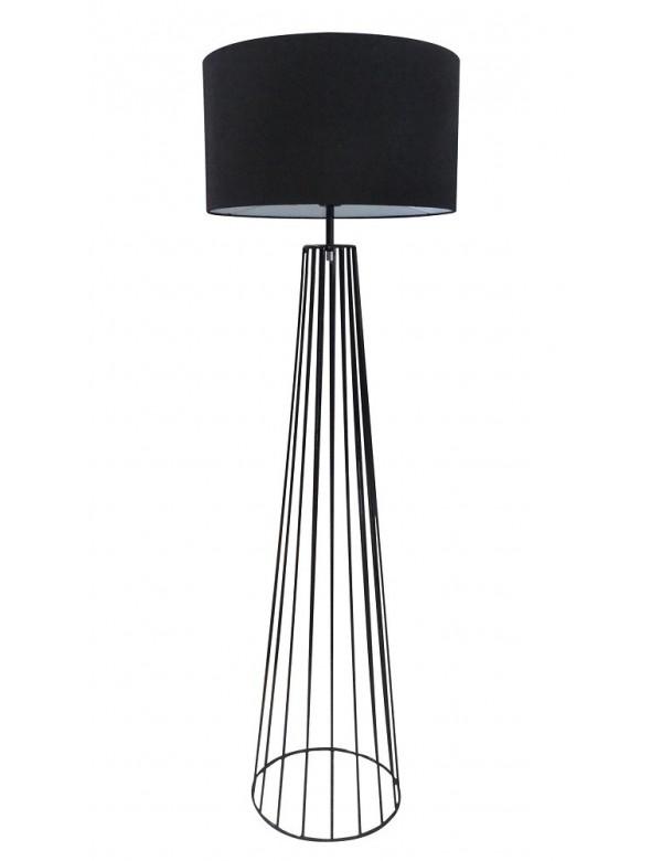 Lampa podłogowa DANILO podstawa - metalowy szkielet  - Zuma Line