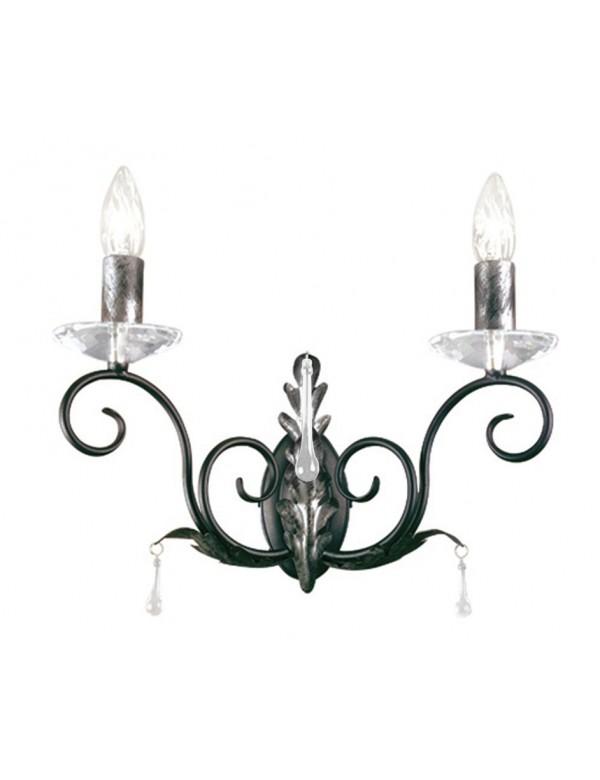 Elegancki kinkiet pojedynczy Amarilli - Elstead Lighting