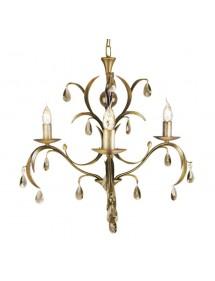 Urokliwa wisząca oprawa klasyczna Lily 3lt - Elstead Lighting