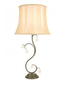 Stołowa oprawa klasyczna Lunetta - Elstead Lighting