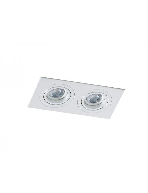 Podwójne oczko stropowe CARO 2S ruchome źródło światła - Azzardo